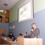 Ing. Jiří Slovák, zástupce ředitele Správy úložišť radioaktivních odpadů